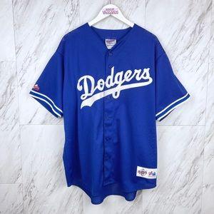 Vintage Los Angeles Dodgers Baseball Jersey